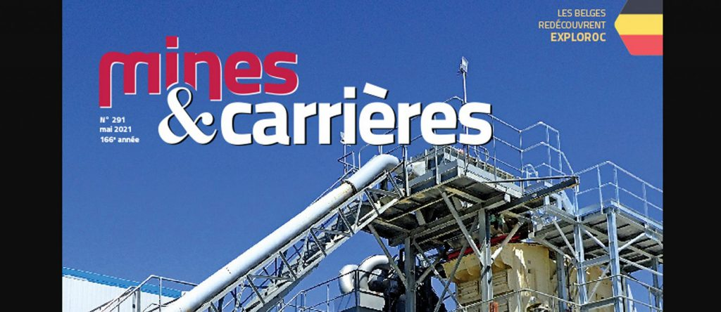 copertina mines carrieres